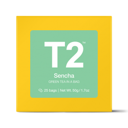 Sencha Green Tea in a Bag Gift Cube