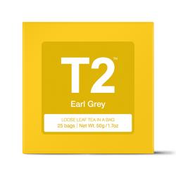 Earl Grey Teabag Gift Cube