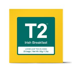 Irish Breakfast Teabag Gift Cube