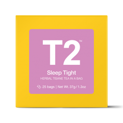 Sleep Tight Teabag Gift Cube