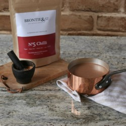 Luxury Chilli Infused Superfood Vegan Hot Chocolate