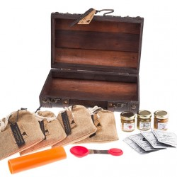 The Hot CurryKit Suitcase