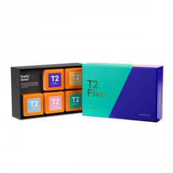 T2 Five Feelin' Good - Tea Collection
