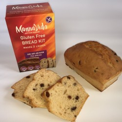 Earl Grey & Raisin Tea Bread Kit - Gluten Free