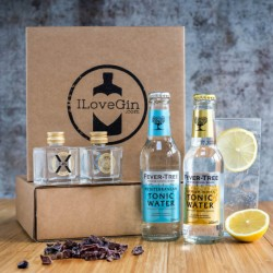 ILoveGin Mayan Fever Gin and Tonic Box