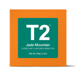 Jade Mountain Loose Leaf Green Tea Gift Cube