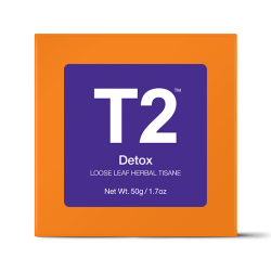 Detox Loose Leaf Herbal Tisane Gift Cube