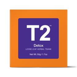 Detox Loose Leaf Herbal Tisane Gift Cube