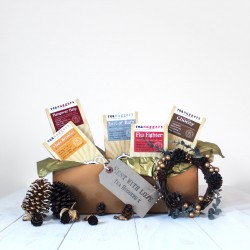 Tea Huggers Christmas Gift Box