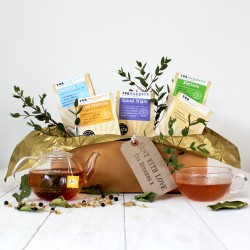 Gold Great Taste Award Winners Luxury Tea Gift Box