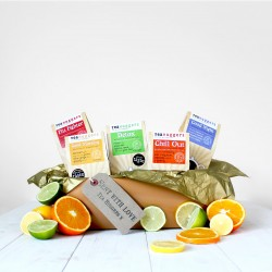 Tea Huggers Immune Booster Luxury Gift Box