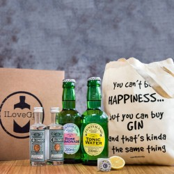 The Ultimate Gin Lovers Gift Set - ILoveGin