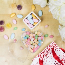 Vegan Valentines 'With Love' Luxury Sweets Gift Set