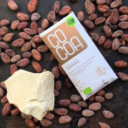 4 Raw Coconut Mylk Chocolate Bars