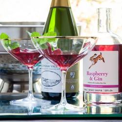 Raspberry & Gin