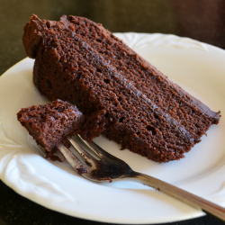 Luxury Chocolate Ganache Sandwich Cake Kit (Gluten Free, Vegan)