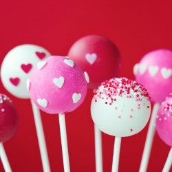 Cake Pops with Love (Set of 10)
