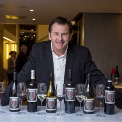 Sir Nick Faldo European Wine Collection including Autographed Picture