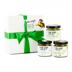Matcha Green Tea (Super Tea) Gift Set