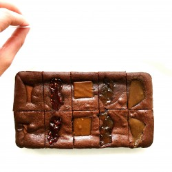 The Madagascan Collection Brownies – Serves 10 (Gluten Free)
