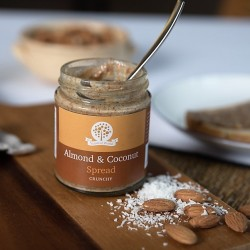 Almond & Coconut Spread