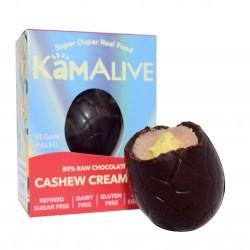 The Cashew Cream Egg (Pack of 3) - Vegan, Free From, Raw