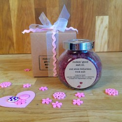 Mother's Day Gift Box Rock Salt Infused with Fabulous Flavours