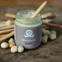 Macadamia Nut Butter (2 pack)