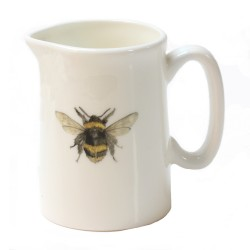 Mini Jug - Bee - Fine Bone China - Mother's Day