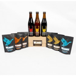 Duck Crackling & Craft Beer gift box