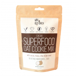 Superfood Cacao Oat Cookie Mix