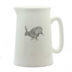 Mini Jug - Hare - Fine Bone China