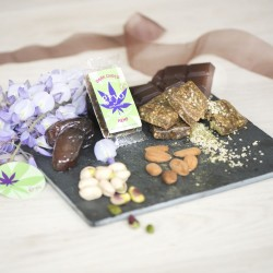 Health Food Bars Box Set - Crickets & Hemp Snack Bars