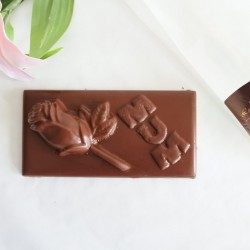 Mothers Day Vegan Chocolate Bar (Gluten & Soya Free)