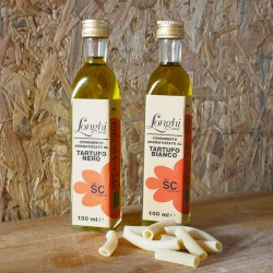 Black & White Truffle Oil Set