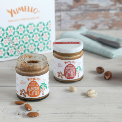 Moroccan inspired Nut Butters Gift Box