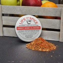 Sweet Home Alabama Spice Rub  (3 pack)