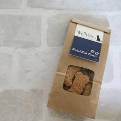 Hand Baked Dog Treats - Malted Milk (3 pack)