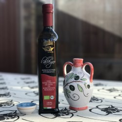 Calabrian Organic Extra Virgin Olive Oil - L'Allegro