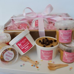 Mothers Day Edible Cookie Dough Hamper