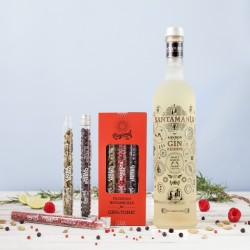 Santamania Gin Gift Set