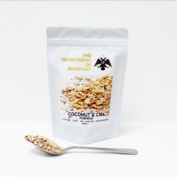 Coconut & Chia Gluten Free Porridge