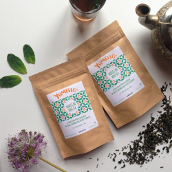 Loose Leaf Moroccan Mint Tea - 2 pack