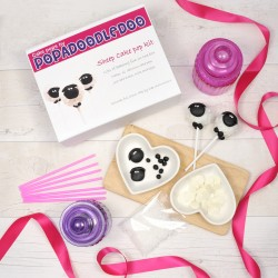 Sheep Cake pop kit