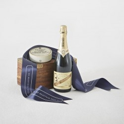 Champagne and Truffles Gift Box