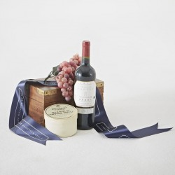 Claret and Truffles Gift Box