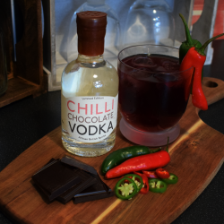 Chilli Chocolate Artisan Vodka