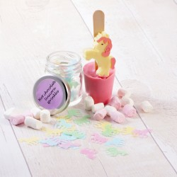 Unicorn Hot Chocolate set