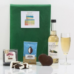 Alcohol-Free Happy Birthday Gift Box