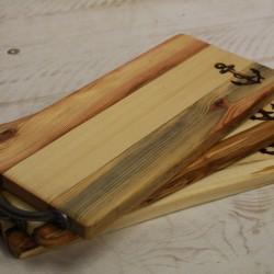 Reclaimed Wood Cheese / Chopping Board